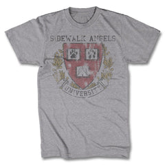 University T-shirt - Men's - Sidewalk Angels Store - 1