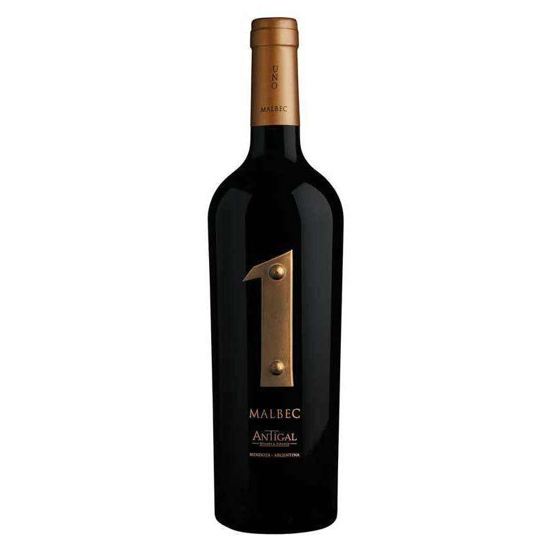Antigal Uno Malbec 2017 - 750ml