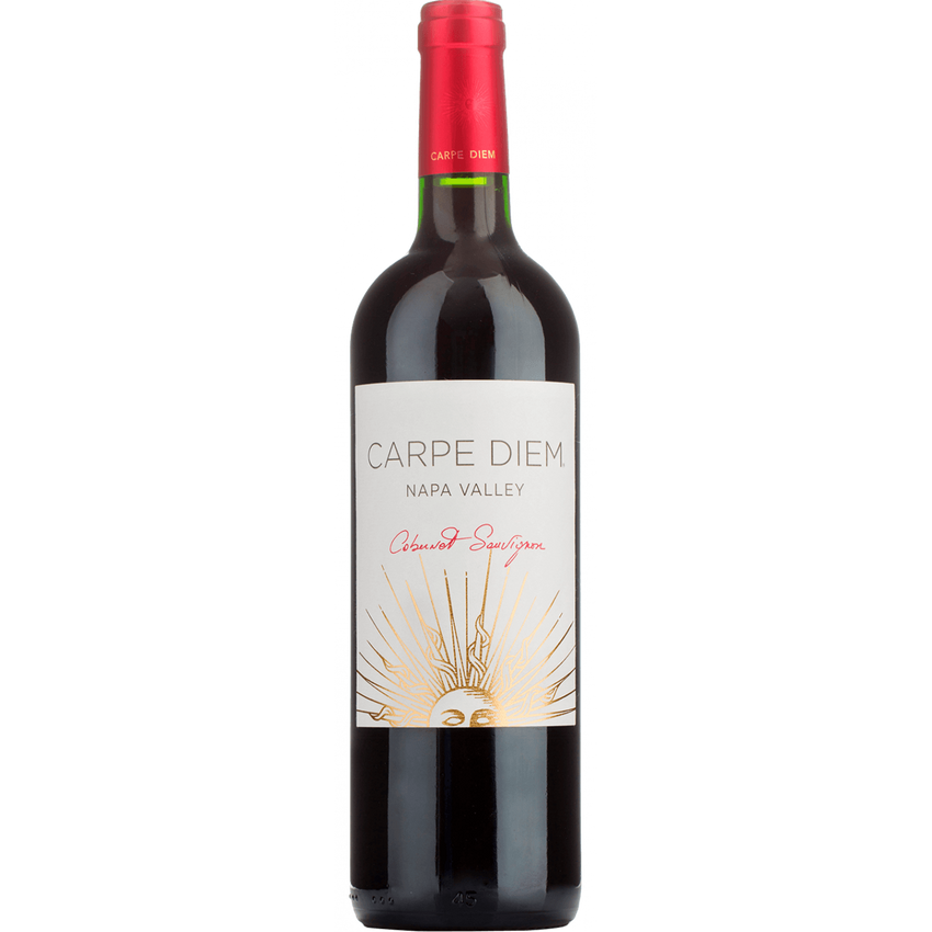 Carpe Diem Napa Valley Cabernet Sauvignon 2017 - 750ml