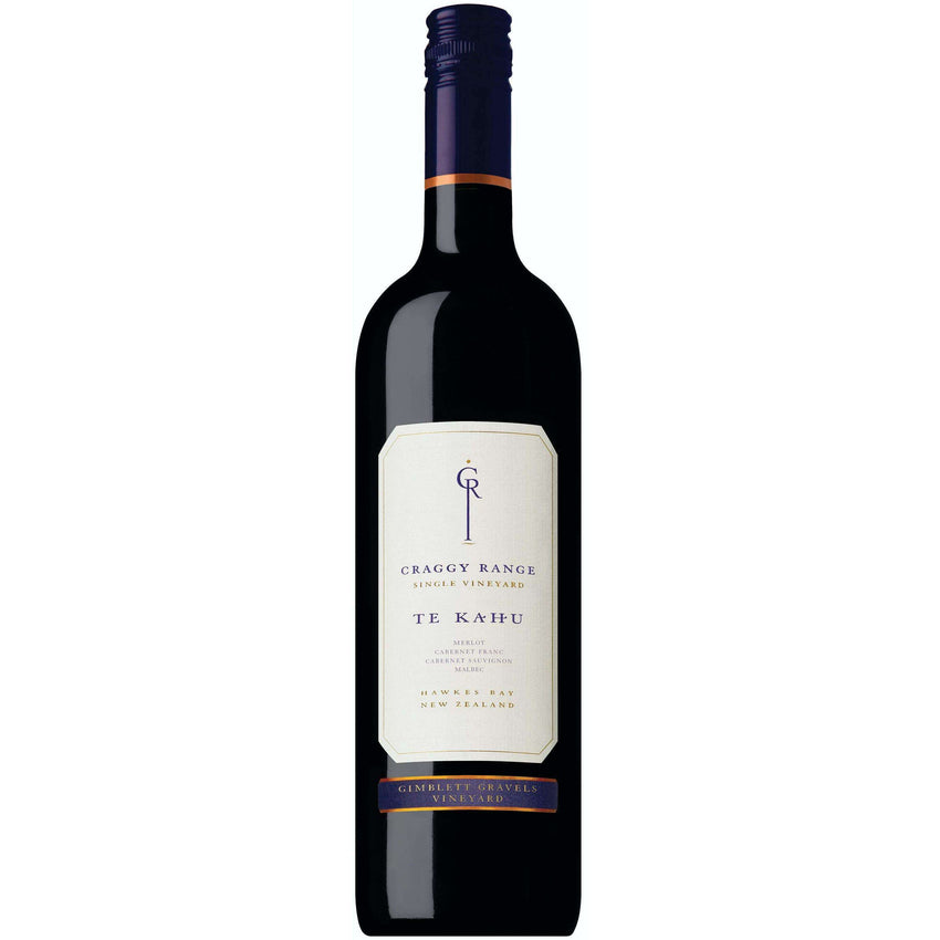 Craggy Range Te Kahu Gimblett Gravels Red 2017 - 750ml