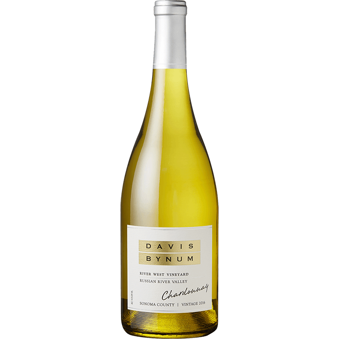 Davis Bynum River West Vineyard Chardonnay 2016 - 750ml