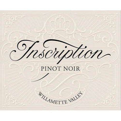 King Estate Inscription Pinot Noir 2019 - 750ml