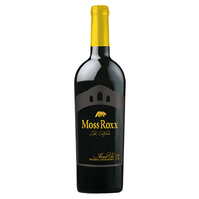 Moss Roxx 'Ancient Vine' Zinfandel Lodi 2015 - 750ml