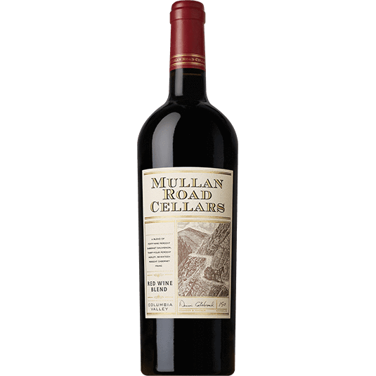 Mullan Road Cellars Red 2015 - 750ml