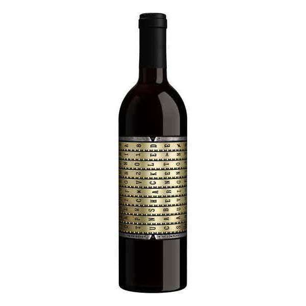 The Prisoner Wine Company Unshackled Cabernet Sauvignon 2018 - 750ml