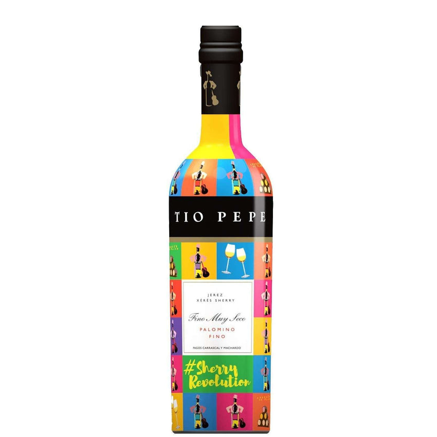 Tio Pepe Palomino Fino Sherry Andy Warhol Sleeve - 750ml