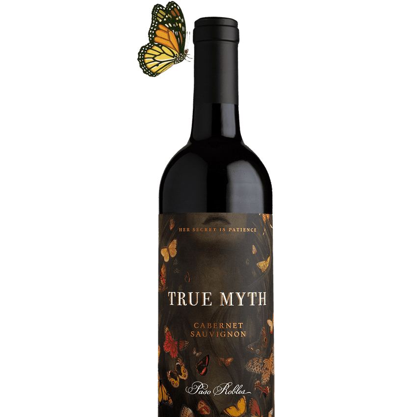 True Myth Cabernet Sauvignon Paso Robles 2016 - 750ml