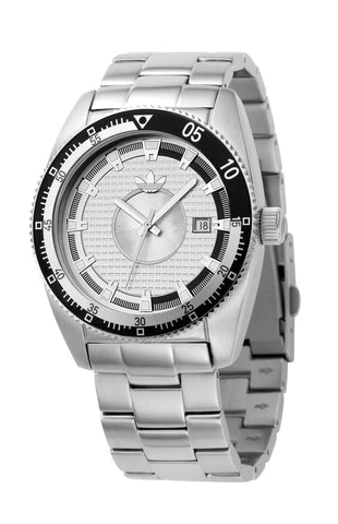 annabelle-demo3 Watches Round White Silver Watch old sync