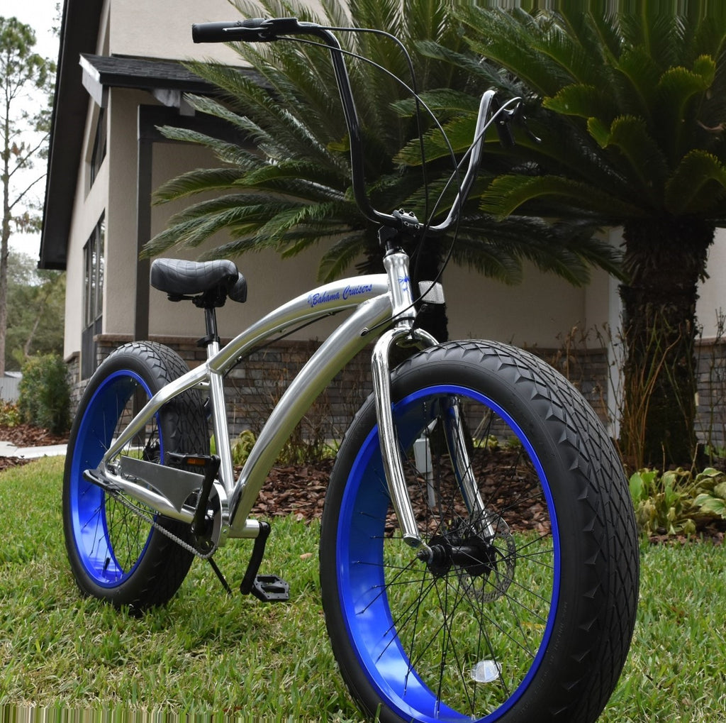 Fat Tire Cruisers Bikes
