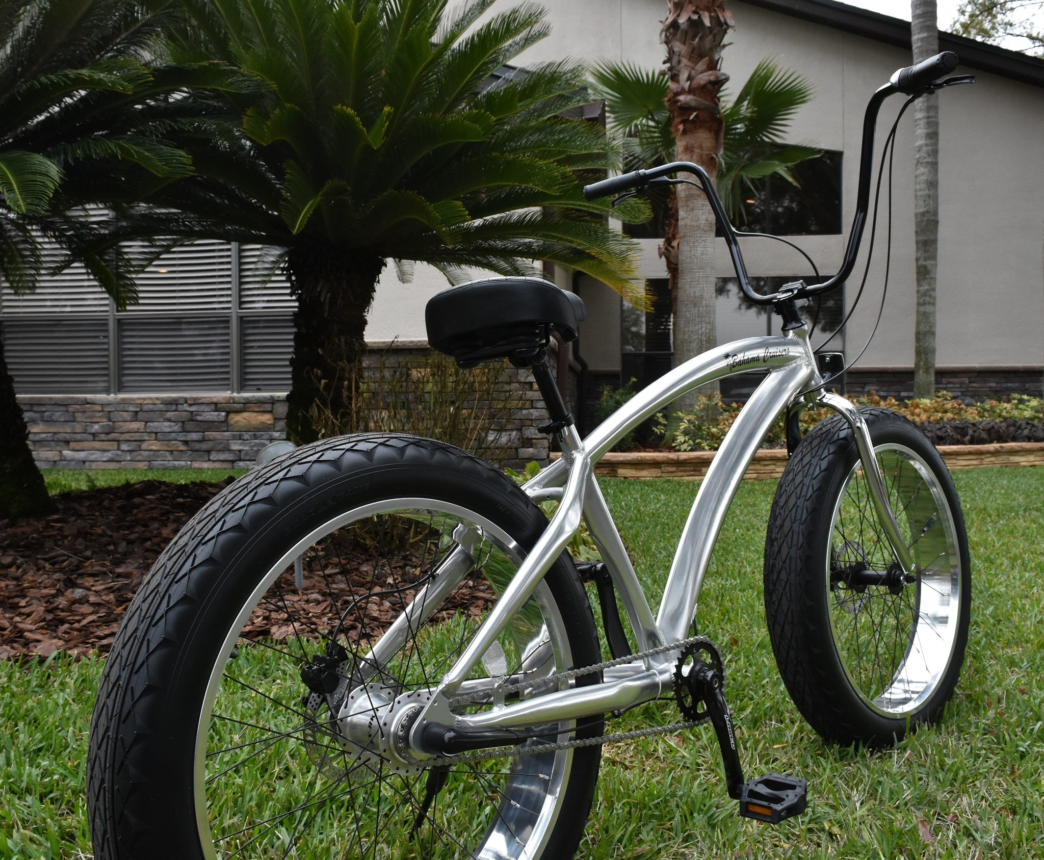 3 Speed Fat Tire Cruisers