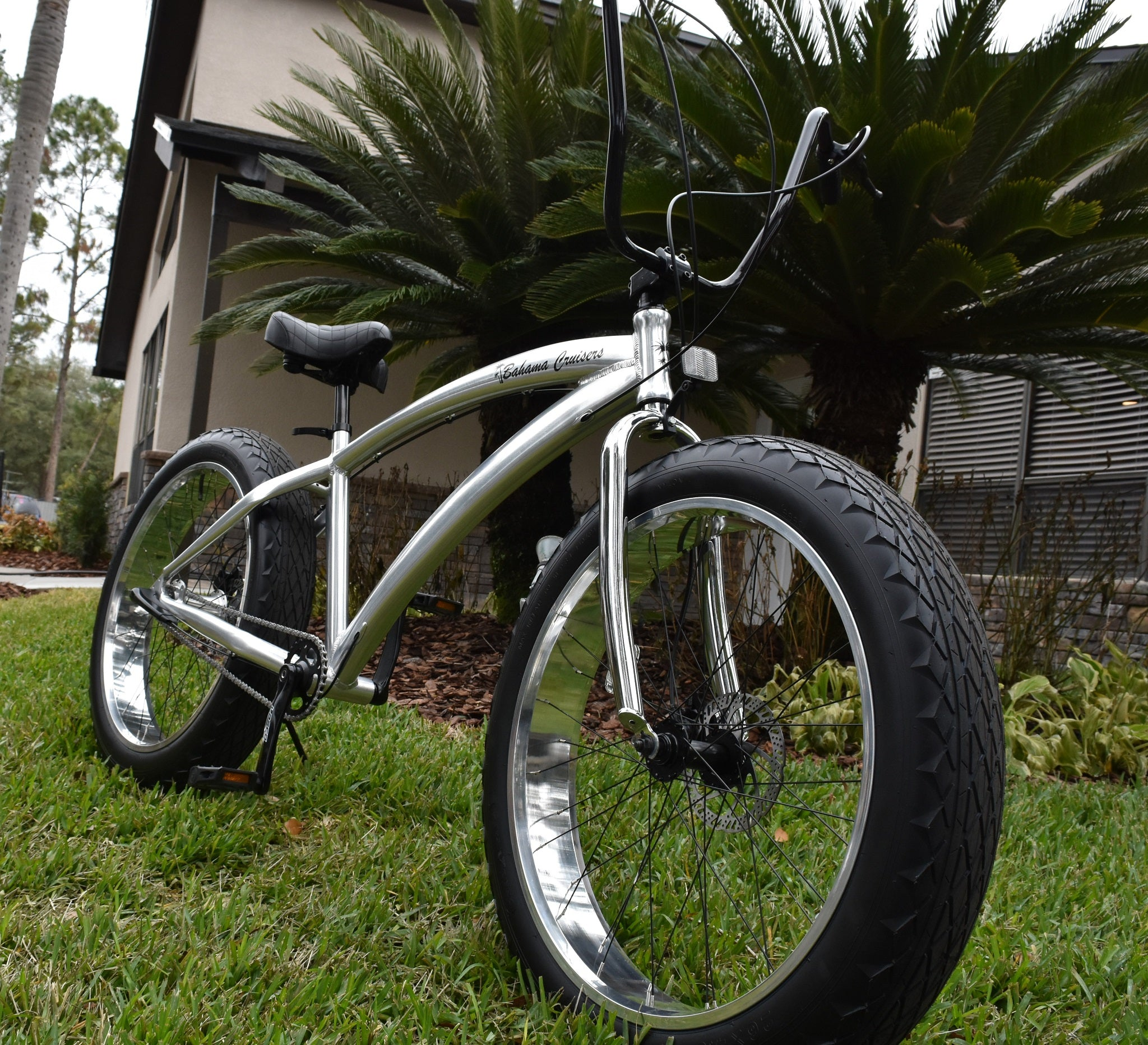 Custom Beach Cruisers, Fat Tire