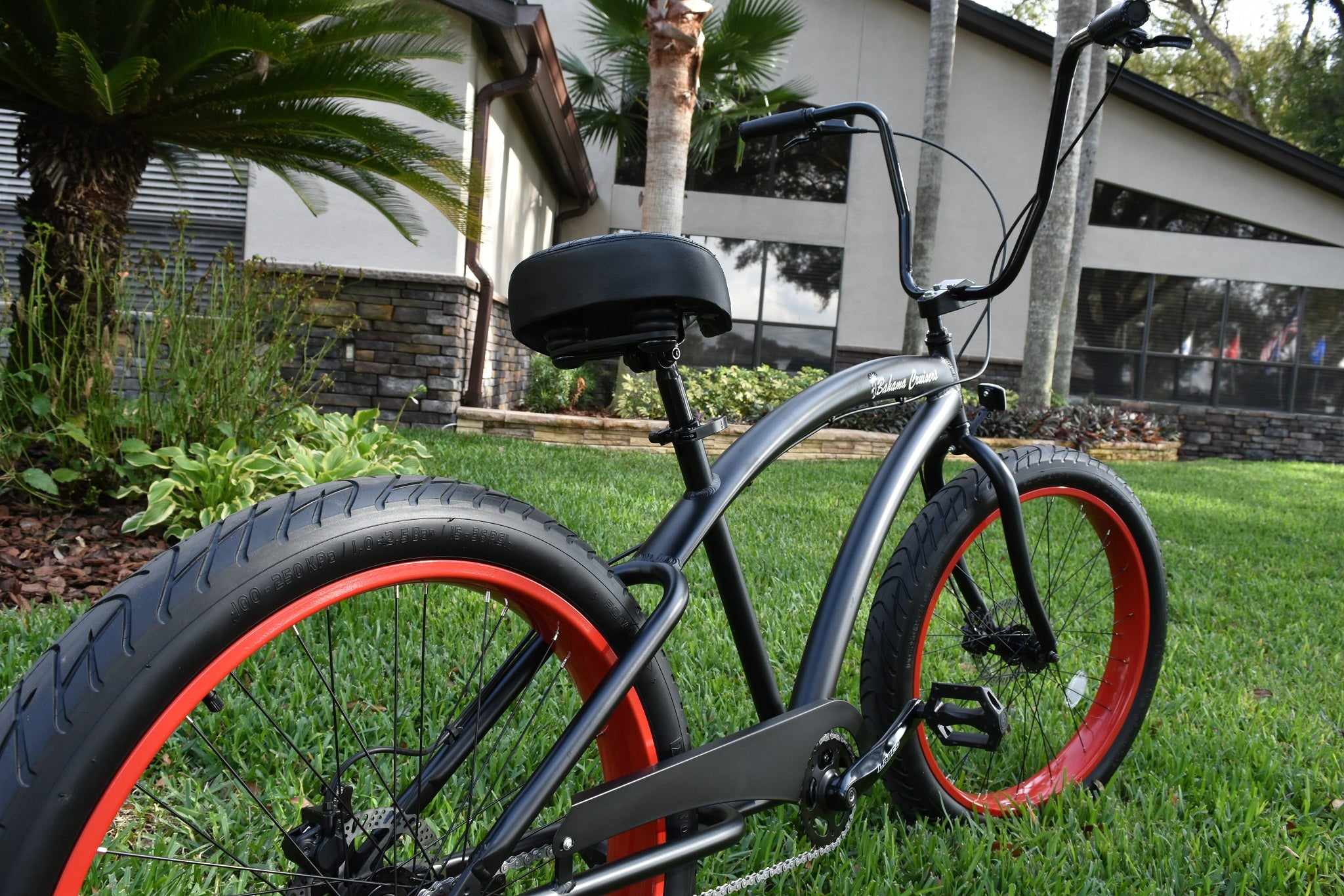 Fat Tire Cruisers, 3.0 Wide Ride