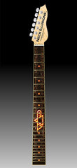 Fire in the House Guitar Neck Illusions®
