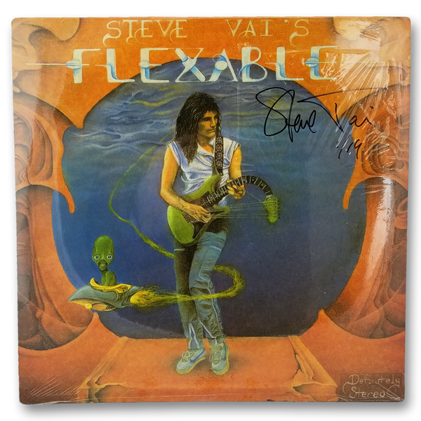 Flex-Able Vinyl - SIGNED