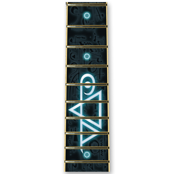 Shadow Space Guitar Neck Illusions®