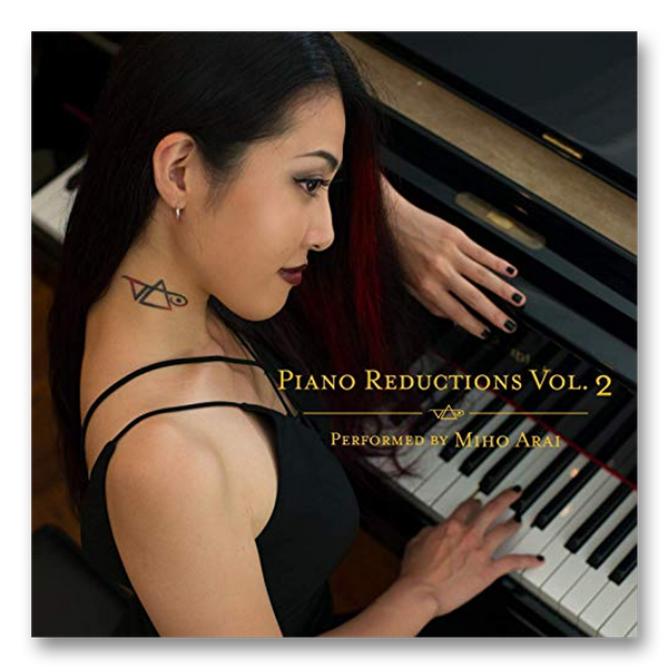Piano Reductions Vol. 2 CD