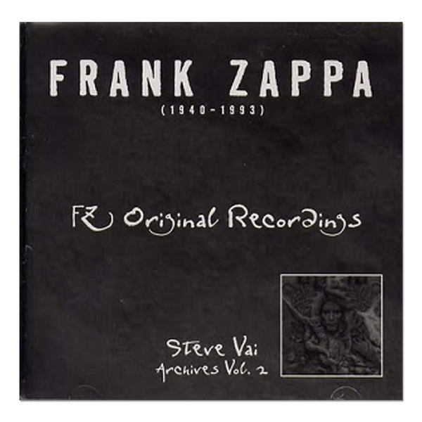 Archives Vol 2: Frank Zappa CD