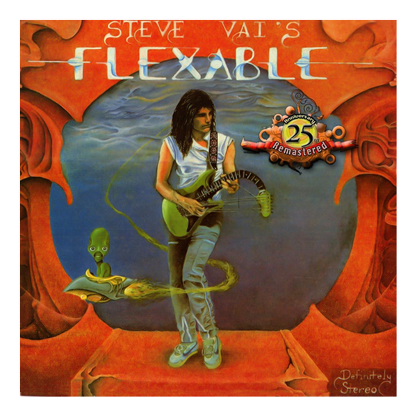 Flex-Able 25th Anniversary Remaster CD