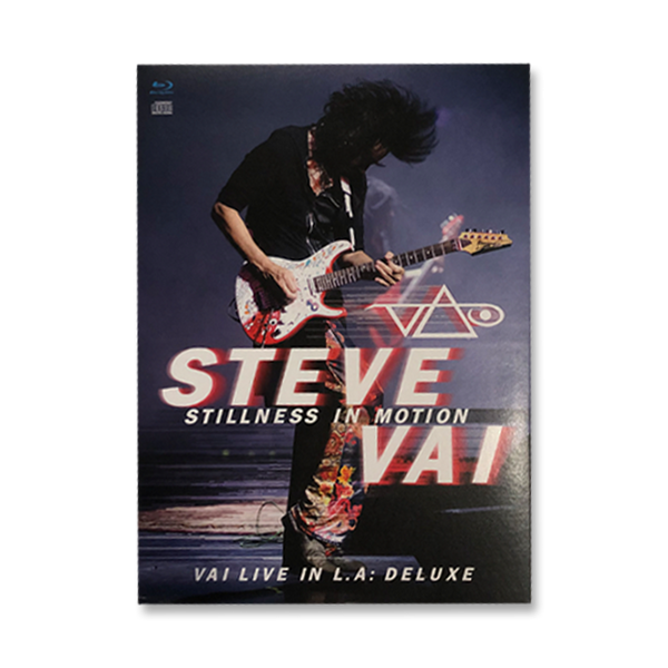 Stillness In Motion Blu-ray
