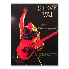 Steve Vai Guitar Extravaganza - Music From Eat 'Em and Smile and Skyscraper Songbook