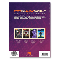 Guitar World Presents Steve Vai's 10 and 30 Hour Workout