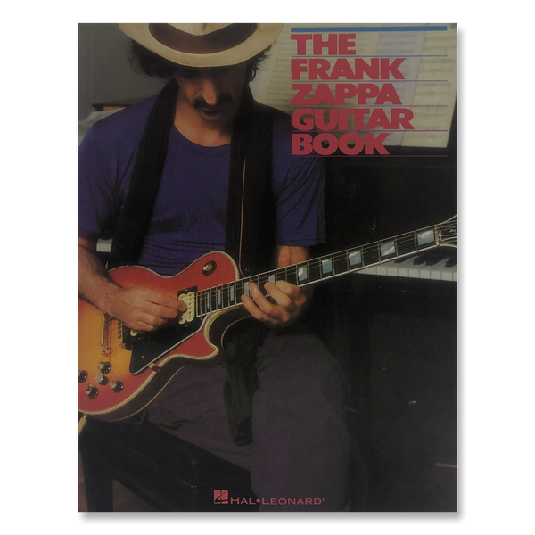 The Frank Zappa Guitar Book, Transcribed by Steve Vai
