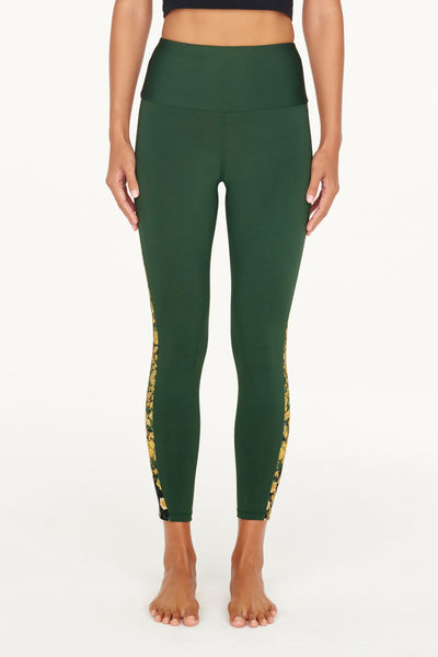 Together California-Capri-JUJA Active-Flower Power Cropped Pant