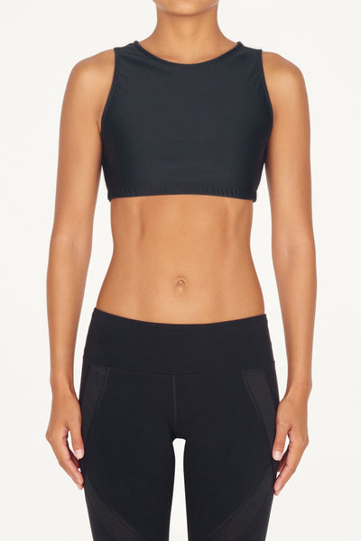 Uintah Collection-Bra Top-JUJA Active-Cody Bra Top - Black