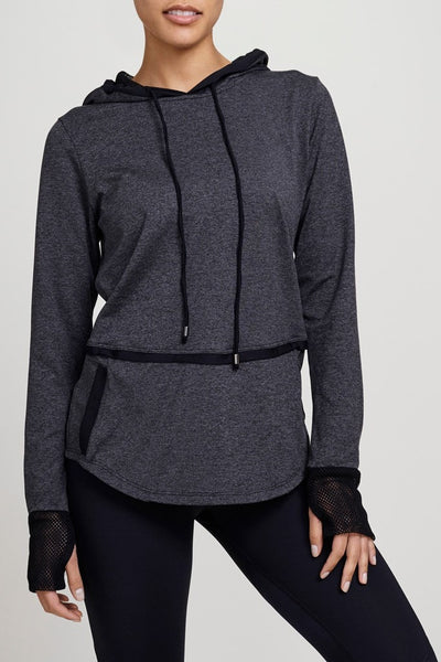 Chichi Active  Hoodie Veronica Hooded Pullover JUJA Active - 1