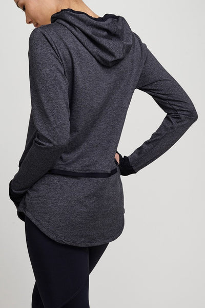 Chichi Active  Hoodie Veronica Hooded Pullover JUJA Active - 2