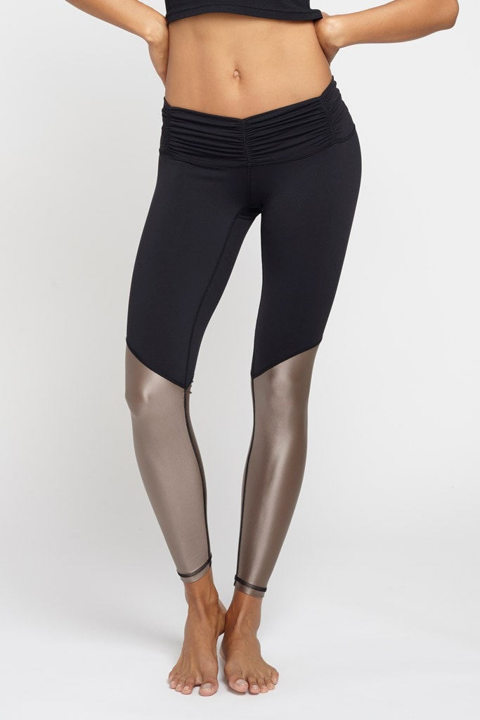 Chill By Will  Legging Blessed Legging - Black/Champagne JUJA Active - 1