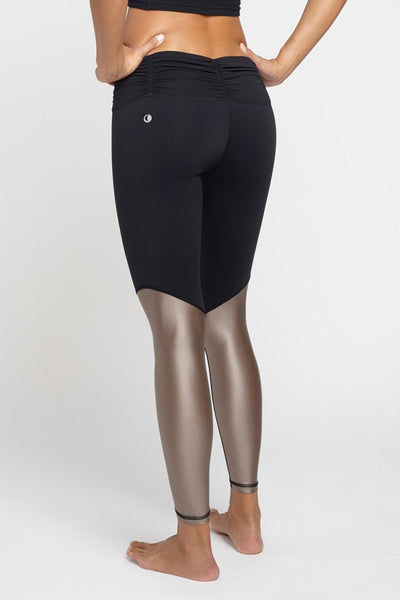 Chill By Will  Legging Blessed Legging - Black/Champagne JUJA Active - 2