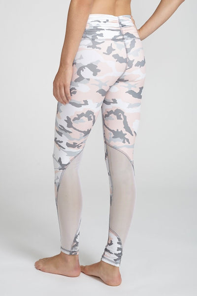 Chill By Will-Legging-JUJA Active-Life 2.0 Legging - Camo/Mesh