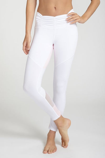 Chill By Will-Legging-JUJA Active-Belong Legging - Pink / White