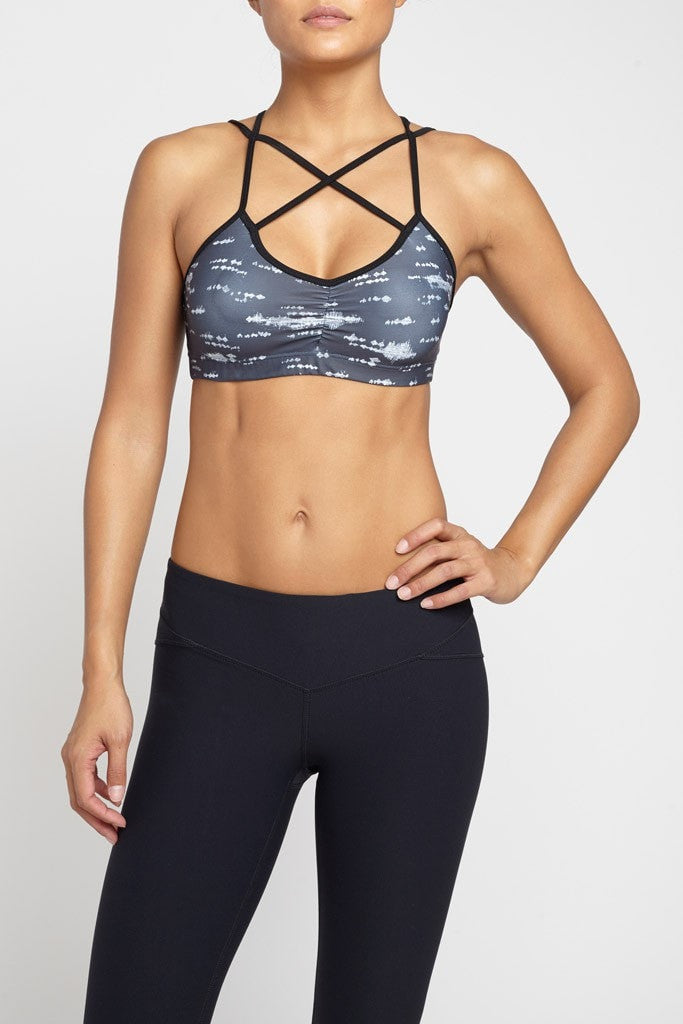 Electric & Rose  Bra Top Beach Sports Bra - Seastack JUJA Active - 1