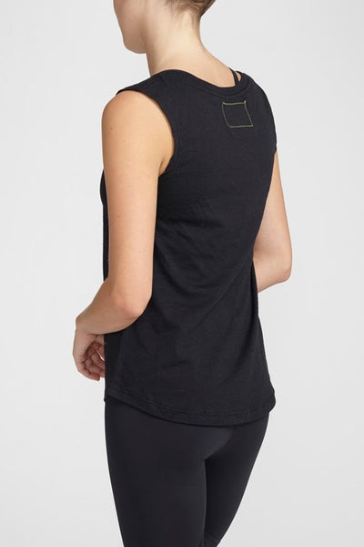 For Better Not Worse-Tank-JUJA Active-Dreamer/Doer Tank - Black