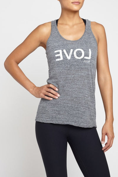 Juja Active  Tank Mission Tank: Self Love JUJA Active - 1