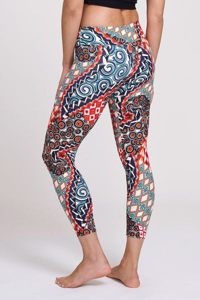 Liquido  Legging Stitched Together Legging JUJA Active - 2