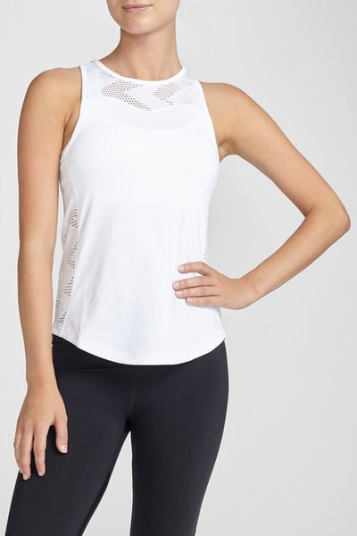 Lukka Lux-Tank-JUJA Active-Survey Tank - White