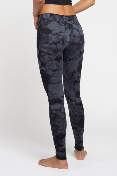 NUX  Legging V Ankle Pant - Midnight JUJA Active - 2