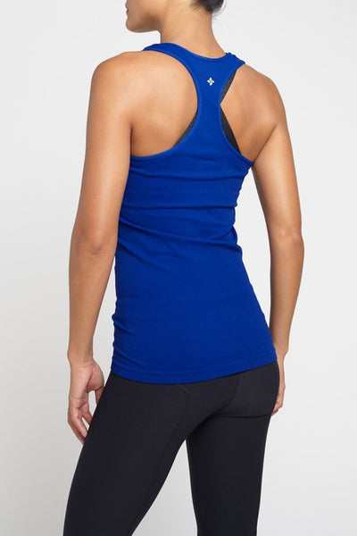 NUX-Tank-JUJA Active-Freedom T-Back - Royal