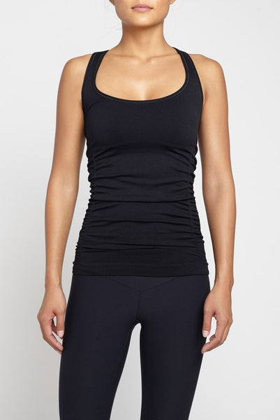 NUX  Tank Newly Charmed Tank - Black JUJA Active - 1