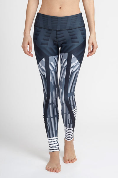 Nóli-Legging-JUJA Active-Apex Legging - Grey