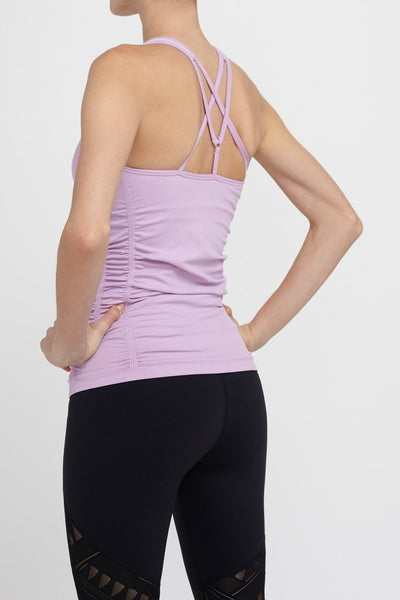 NUX-Shelf Bra-JUJA Active-Spellbound Cami - Light Orchid