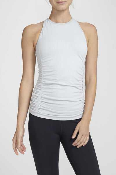NUX-Shelf Bra-JUJA Active-Spellbound Cami - Mist