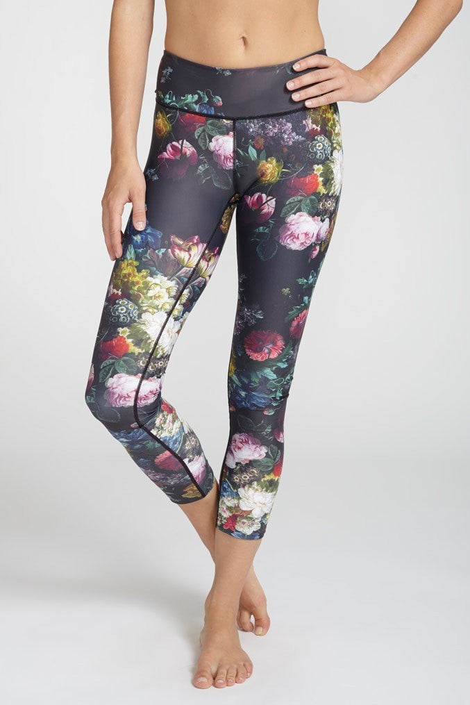 Pop Active-Capri-JUJA Active-Brussels Floral Capri