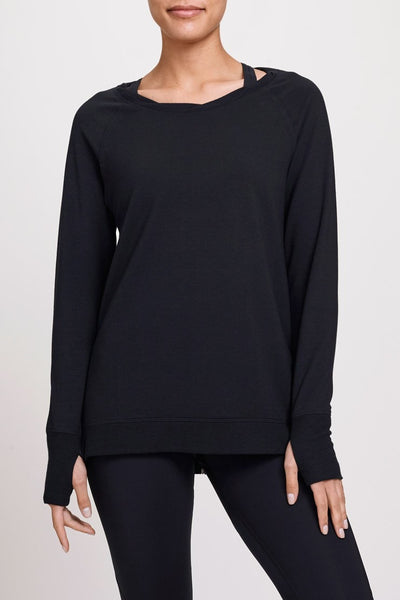 Rules of Play  Sweatshirt Zippered French Terry Tunic JUJA Active - 1