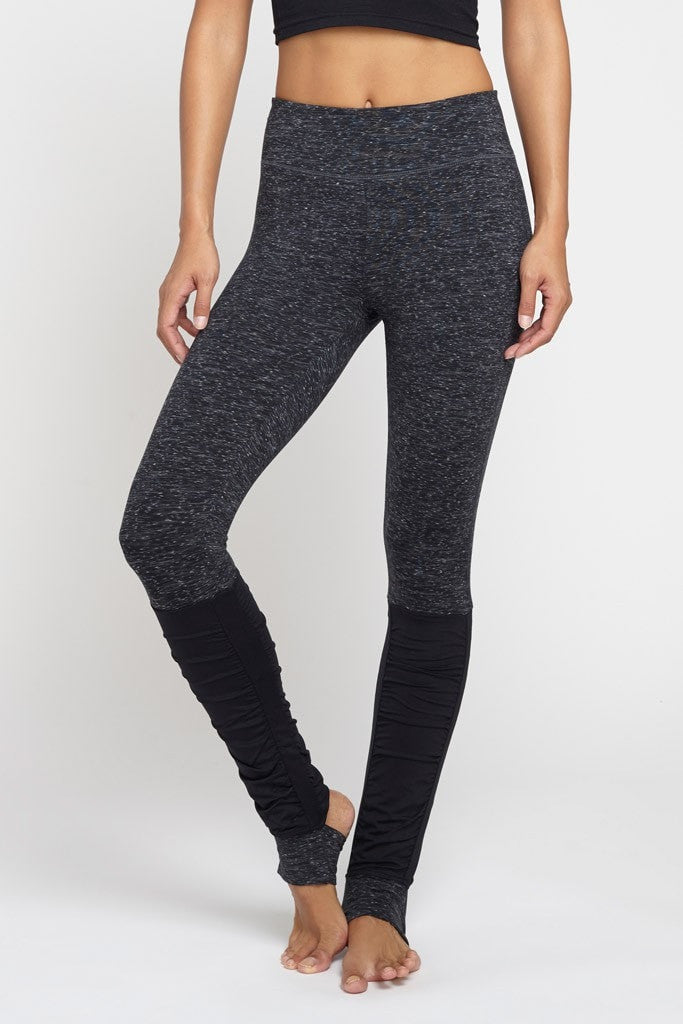 Rules of Play-Legging-JUJA Active-Ava Pant - Black Space Dye