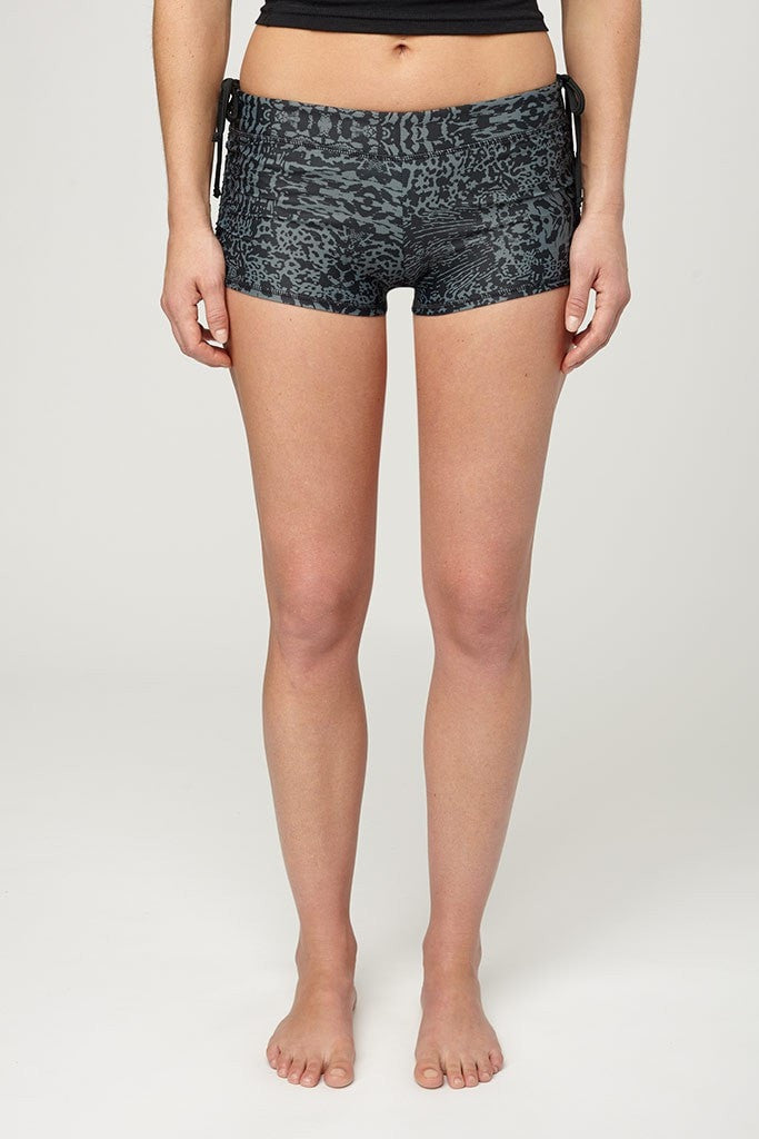 Uintah Collection-Shorts-JUJA Active-Rylee Short in Animal Print