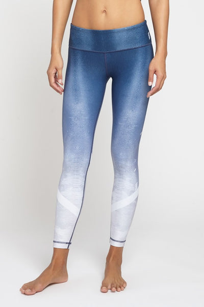 W.I.T.H.  Legging Adder Dark Ocean Legging JUJA Active - 1